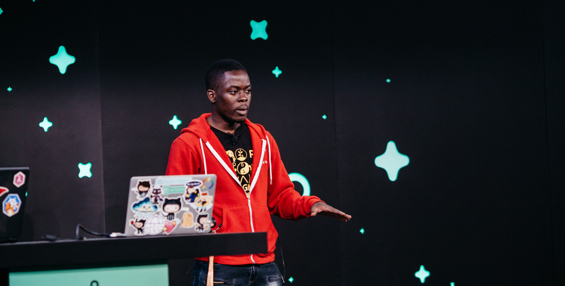 GitHub Universe talk