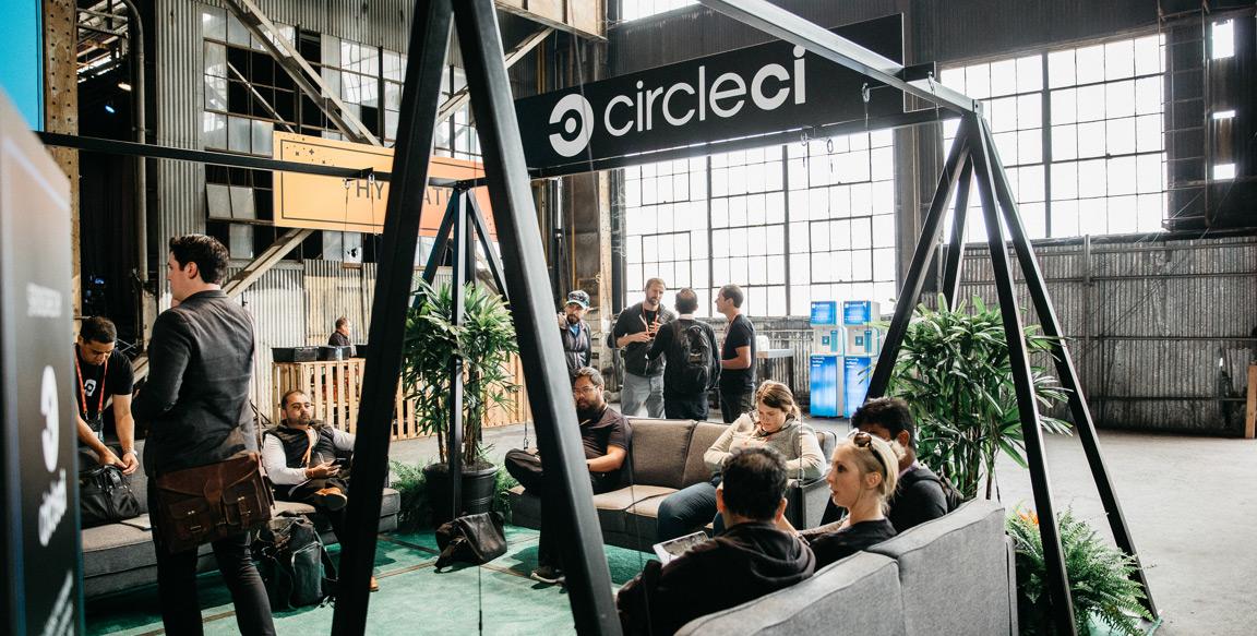 Circle CI lounge