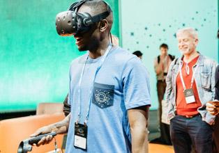 VR fun